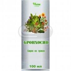 Bronchosip (sirupas su žolelėmis) 100 ml