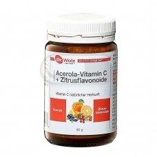 Acerola-Vitamin C + Zitrusflavonoide