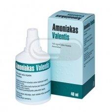 Amoniakas Valentis 100 mg/ml odos tirpalas 40ml