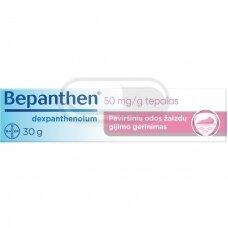 Bepanthen 50 mg/g tepalas