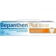 Bepanthen Plus 50 mg/5 mg/g kremas