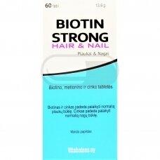 BIOTIN STRONG HAIR&NAIL N60