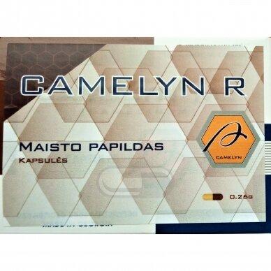 Camelyn R medaus peptidų kapsulės N30