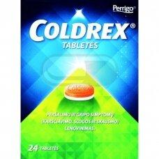 COLDREX tabletės N24