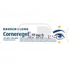 Corneregel 50 mg/g akių gelis 10g