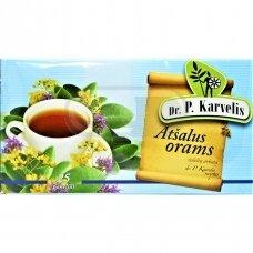 DR. P. KARVELIS ATŠALUS ORAMS, žolelių arbata, 1 g, 25 vnt.