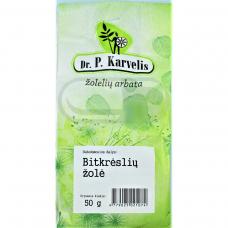 DR. P. KARVELIS BITKRĖSLIŲ ŽOLĖ, žolelių arbata, 50 g
