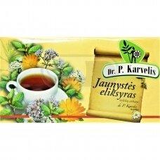 DR. P. KARVELIS JAUNYSTĖS ELIKSYRAS, žolelių arbata, 50 g