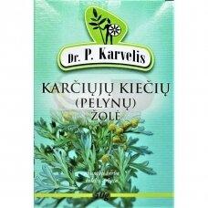DR. P. KARVELIS KARČIŲJŲ KIEČIŲ (PELYNŲ) ŽOLĖ, žolelių arbata, 50 g