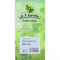 DR. P. KARVELIS KAULAŽOLIŲ ŠAKNYS, žolelių arbata, 50 g