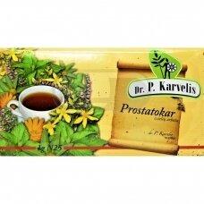 DR. P. KARVELIS PROSTATOKAR, žolelių arbata, 1 g, 25 vnt.