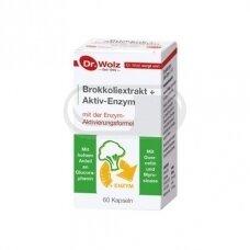 DR.WOLZ BROKKOLI EXTRAKT + AKTIV-ENZYM N60