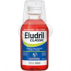 ELUDRIL burnos skalavimo skystis CLASSIC, 200 ml