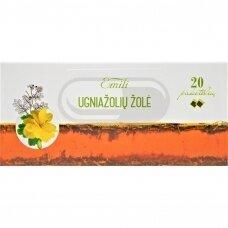 EMILI UGNIAŽOLIŲ ŽOLĖ, žolelių arbata, 1,5 g, 20 vnt.