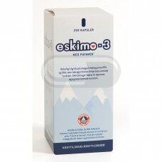 Eskimo-3 Žūvų taukai N250