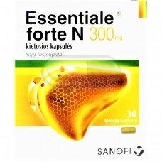 Essentiale forte N 300 mg kietosios kapsulės N30