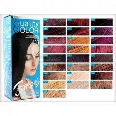 ESTEL Quality Color dažai plaukams