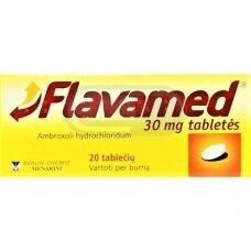 Flavamed 30 mg tabletės N20