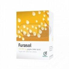 Furasol 100/900 mg gargalas (milteliai tirpalui) N5