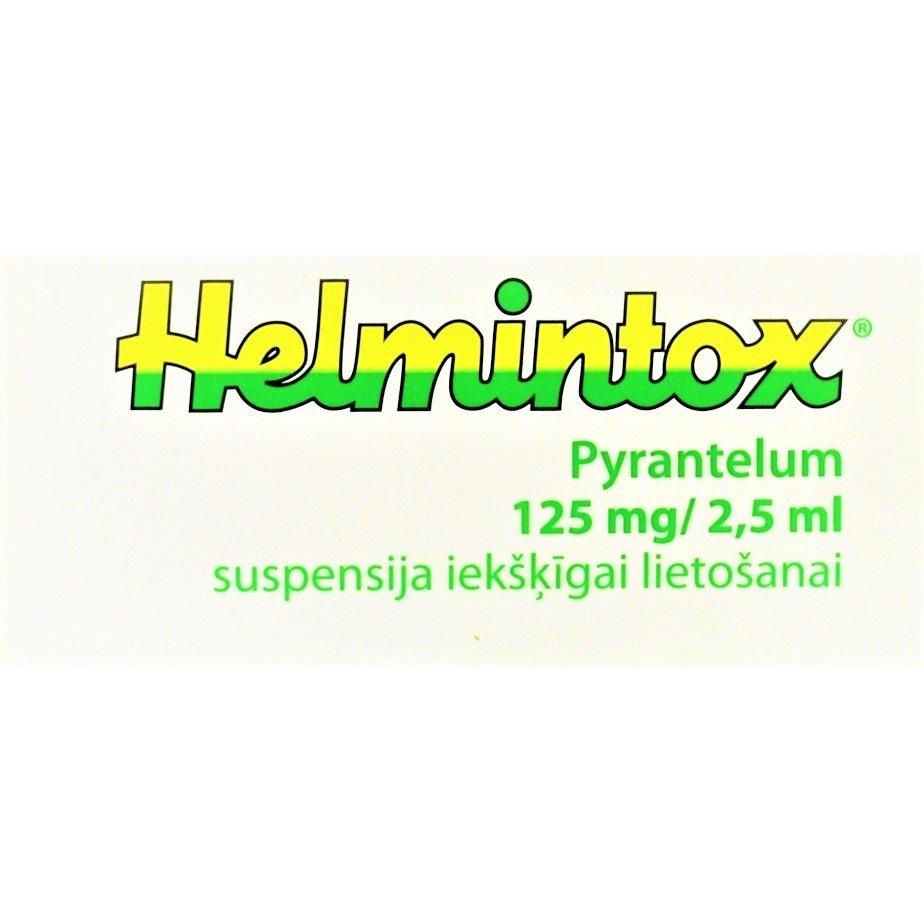 helmintox 250 kaina