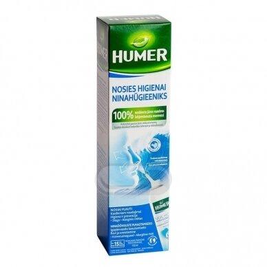 HUMER jūros vanduo suaugusiesiems, nosies higienai 150ml