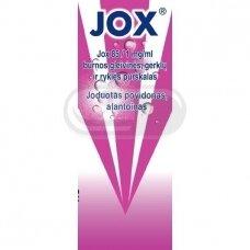 Jox 85/1 mg/ml burnos gleivinės, gerklų ir ryklės purškalas (tirpalas) 30ml