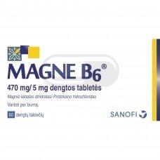 MAGNE B6 470 mg/5 mg dengtos tabletės