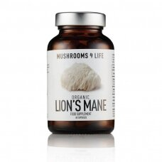 "Maisto papildas ""Organic Lion's Mane"" N60"