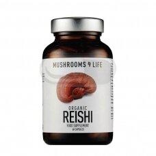 "Maisto papildas ""Organic Reishi"" N60"