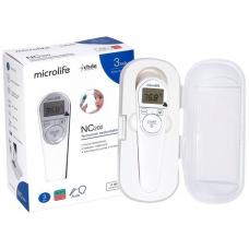 MICROLIFE NC 200, skaitmeninis bekontaktis kaktos termometras