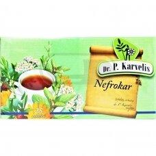 Nefrokar žolelių arbata 1 g, N25