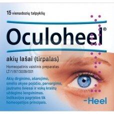 Oculoheel akių lašai (tirpalas)