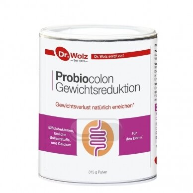 DR.WOLZ Probiocolon 315g