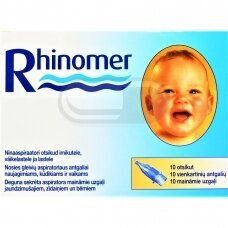RHINOMER, antgaliai N10