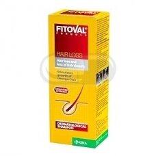 Šampūnas dermatologinis nuo plaukų slinkimo FITOVAL 200ml