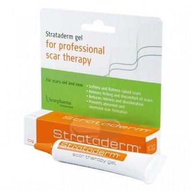 Strataderm® - Randų terapijos gelis 10g