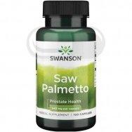 SWANSON Saw Palmetto (Sabalpalmė, Gulsčioji serenoja) N100