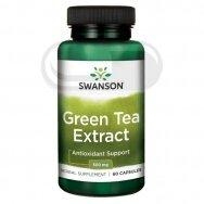 SWANSON Žaliosios arbatos ekstraktas N60