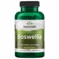SWANSON Bosvelia 400MG N100