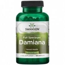 SWANSON Damiana lapai (Turnera diffusa) N100