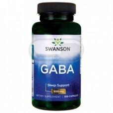 SWANSON GABA N100
