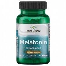 SWANSON Melatoninas N120