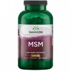 SWANSON MSM N120