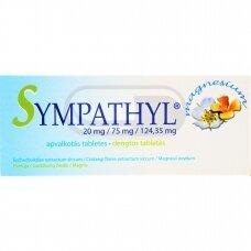 SYMPATHYL plėvele dengtos tabletės N40