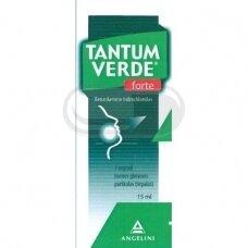TANTUM VERDE forte 3 mg/ml burnos gleivinės purškalas (tirpalas) 15ml