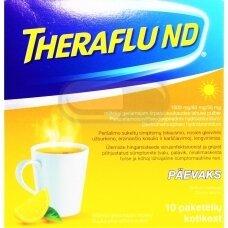 Theraflu ND 1000 mg/60 mg/30 mg milteliai geriamajam tirpalui N10