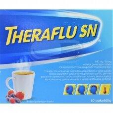 Theraflu SN 500 mg/30 mg milteliai geriamajam tirpalui N10