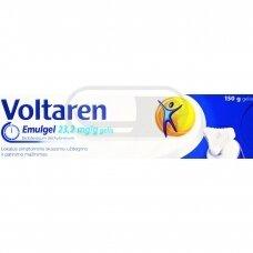 Voltaren Emulgel 23,2 mg/g gelis 150 g