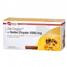 DR.WOLZ Zell Oxygen® + Gelee Royale 1000